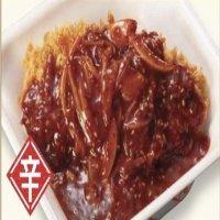 赤辛カツ丼弁当