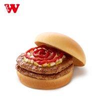 Wハンバーガー