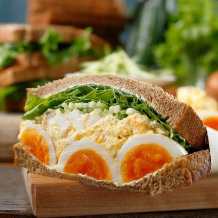 エッグサンドイッチ
