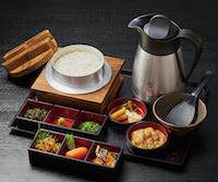 「釜寅」贅沢茶漬け