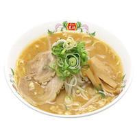餃子の王将ラーメン(醤油豚骨)
