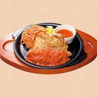 単品 若鶏のグリル ガーリックソース