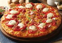 マスカルポーネの贅沢10種ピザ