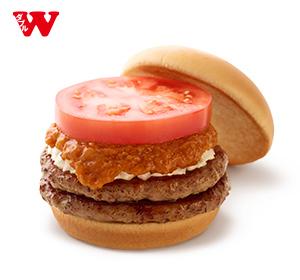 Wモスバーガー