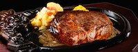 炭焼き極選リブロースステーキセット