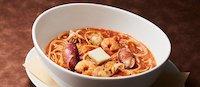 魚介のスープスパゲッティ