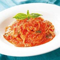 にんにくとトマトのスパゲッティ
