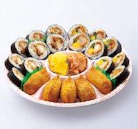 お寿司プレート