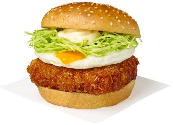 チキン フィレ サンド カロリー