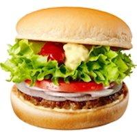 ロッテリア野菜ハンバーガー