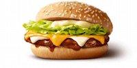 チーズチーズてりやきマックバーガー(チーチーてりやき)