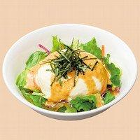 豆腐のミニサラダ