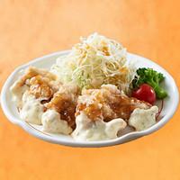 若鶏の竜田揚げテリタル弁当